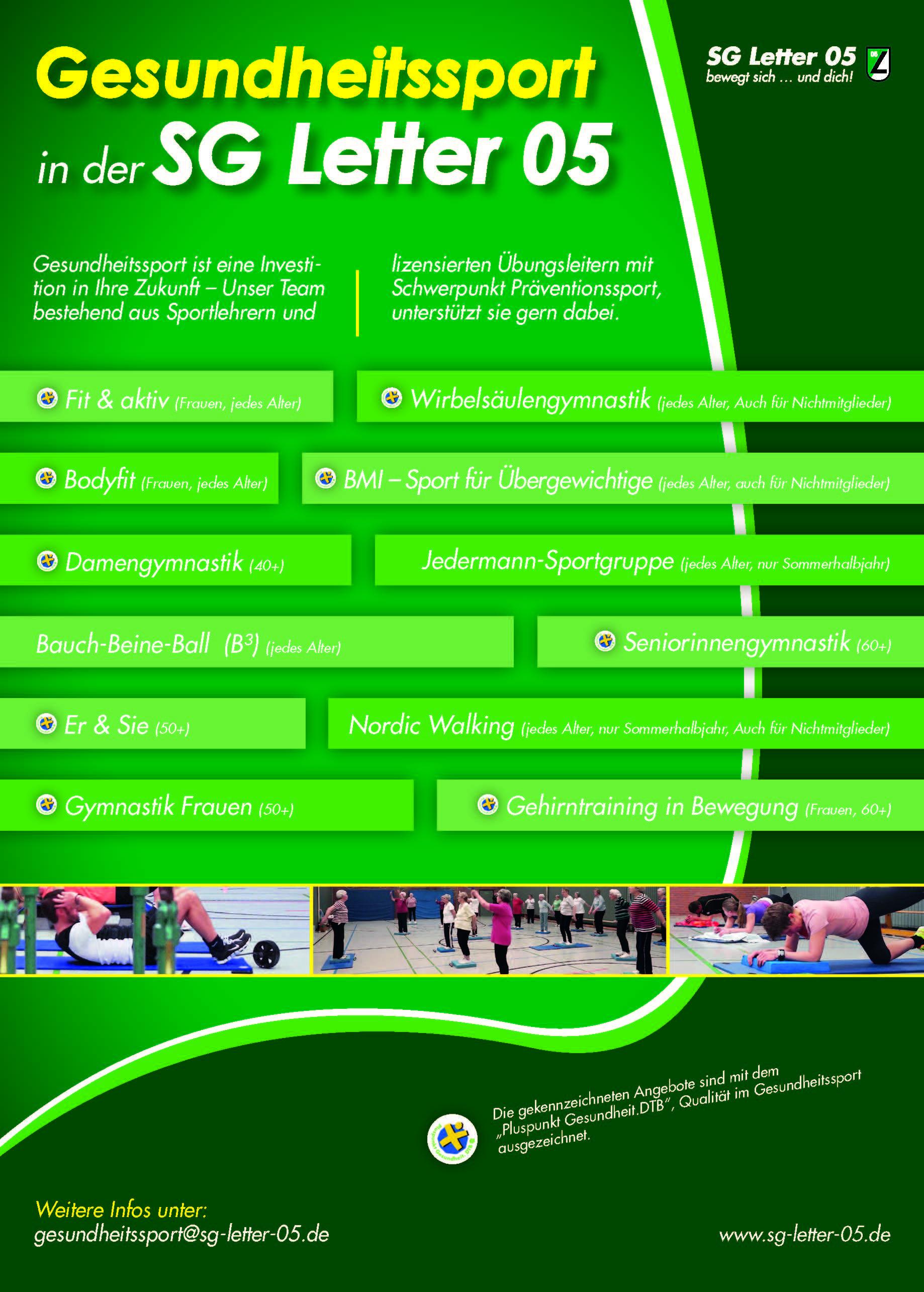 Gesundheitssport_Flyer